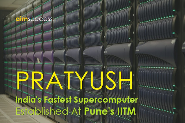 Pratyush, India's Fastest Supercomputer, Established At Pune's IITM