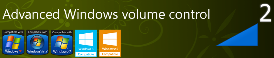 Volume² - advanced Windows volume control