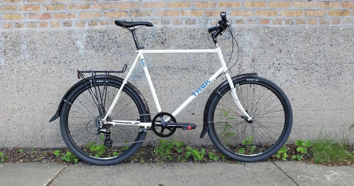 Bolts Bikes 58cm Trek 820 26 Quot Tire Commuter Mtb