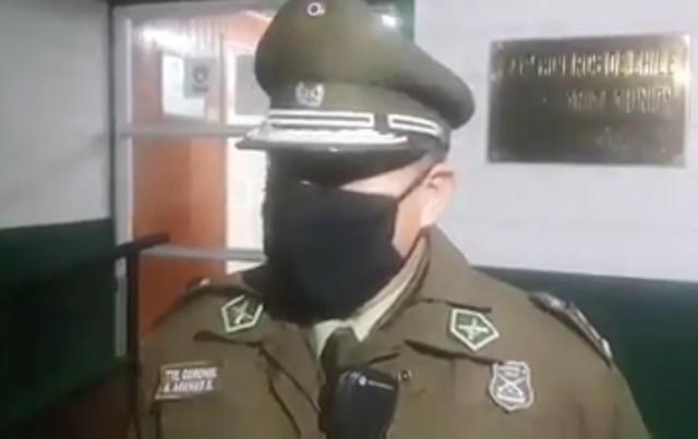 Coronel Mauricio Arenas San Martín