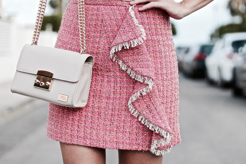 tejido de tweed