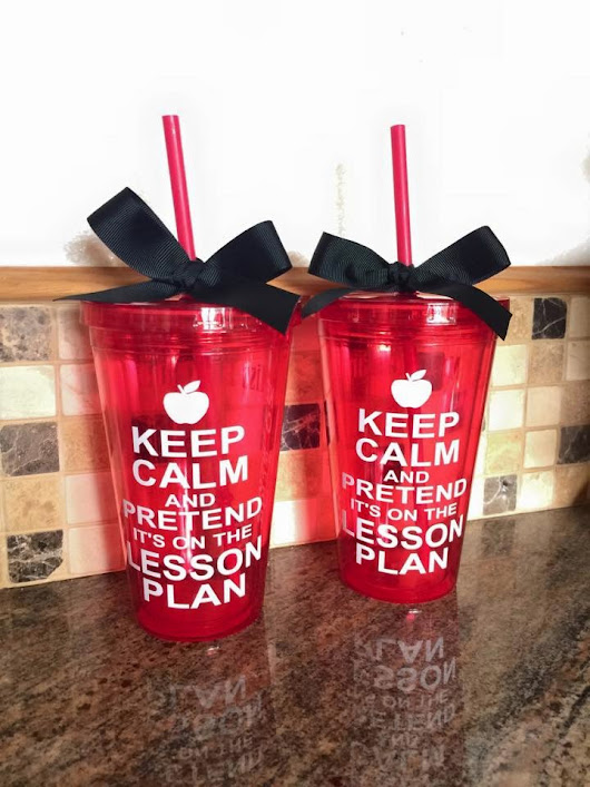 Teacher Appreciation Gift Idea!
