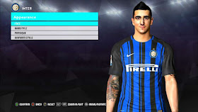 Option File For PTE Patch 6 1 Final #15/10/2017 - PES 2017