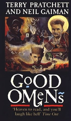 Good Omens, Terry Pratchett, Neil Gaiman