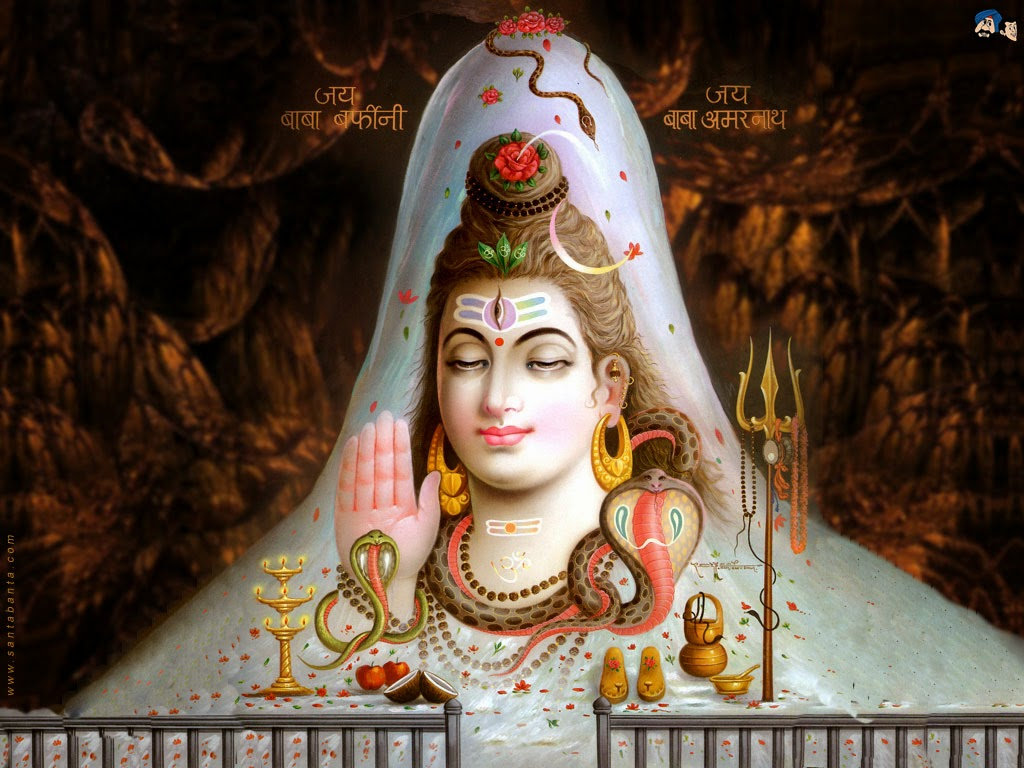 Gods Own Web: Lord Shiva HD Wallpapers