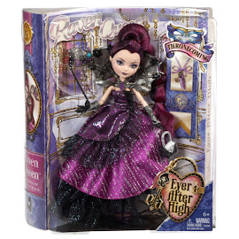 EAH Thronecoming Raven Queen Doll