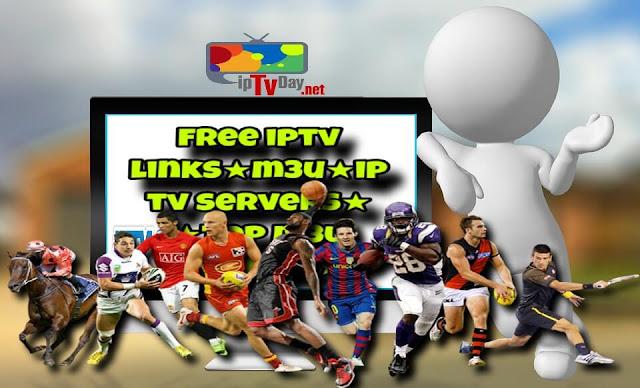 free iptv links ★ m3u iptv servers ★06/01/  2018