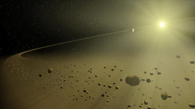 """La """"megaestructura alienígena"""" que 'apaga' una enigmática estrella podría ser una copia de Saturno"""