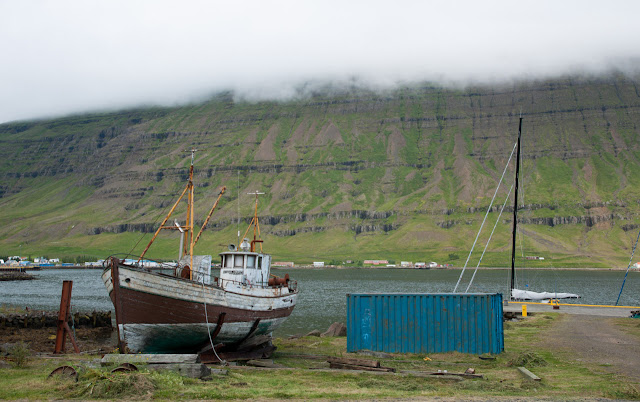 Islandia fiordos orientales