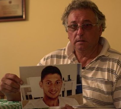 Emiliano Sala's father Horacio dies of heart attack 3 months after his son died in a plane crash