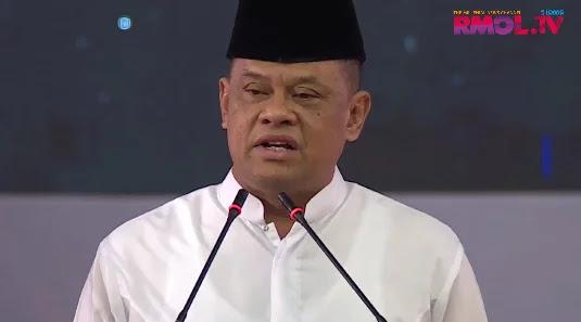 Gatot Nurmantyo Endus Indikasi Pelemahan TNI