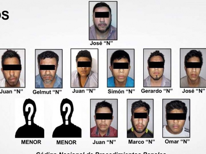Knights templar members dismembered by cjng sicarios in guerrero where