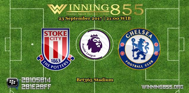 Prediksi Skor Stoke City vs Chelsea