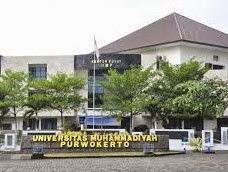 Info Pendaftaran Mahasiswa Baru ( UMP ) 2018-2019 Universitas Muhammadiyah Purwokerto