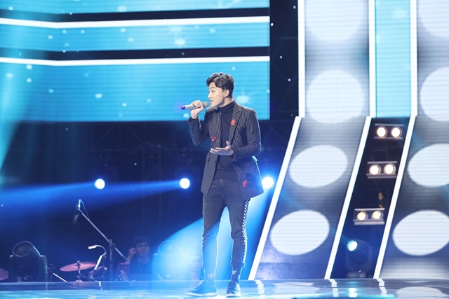 Chánh Tín The Voice 2018