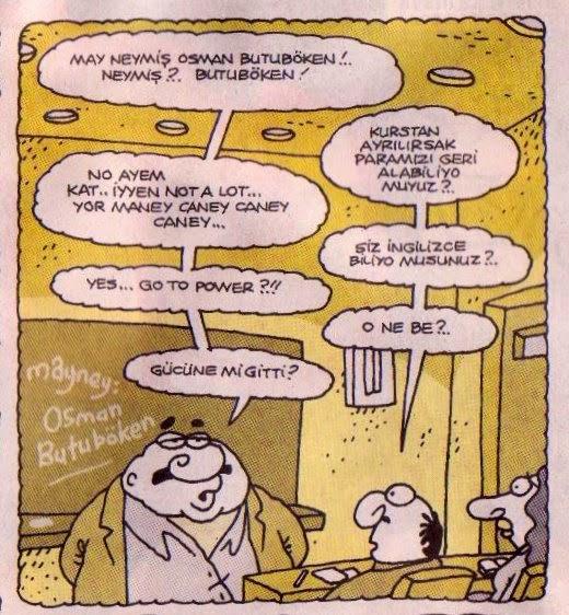 go to power karikatürü