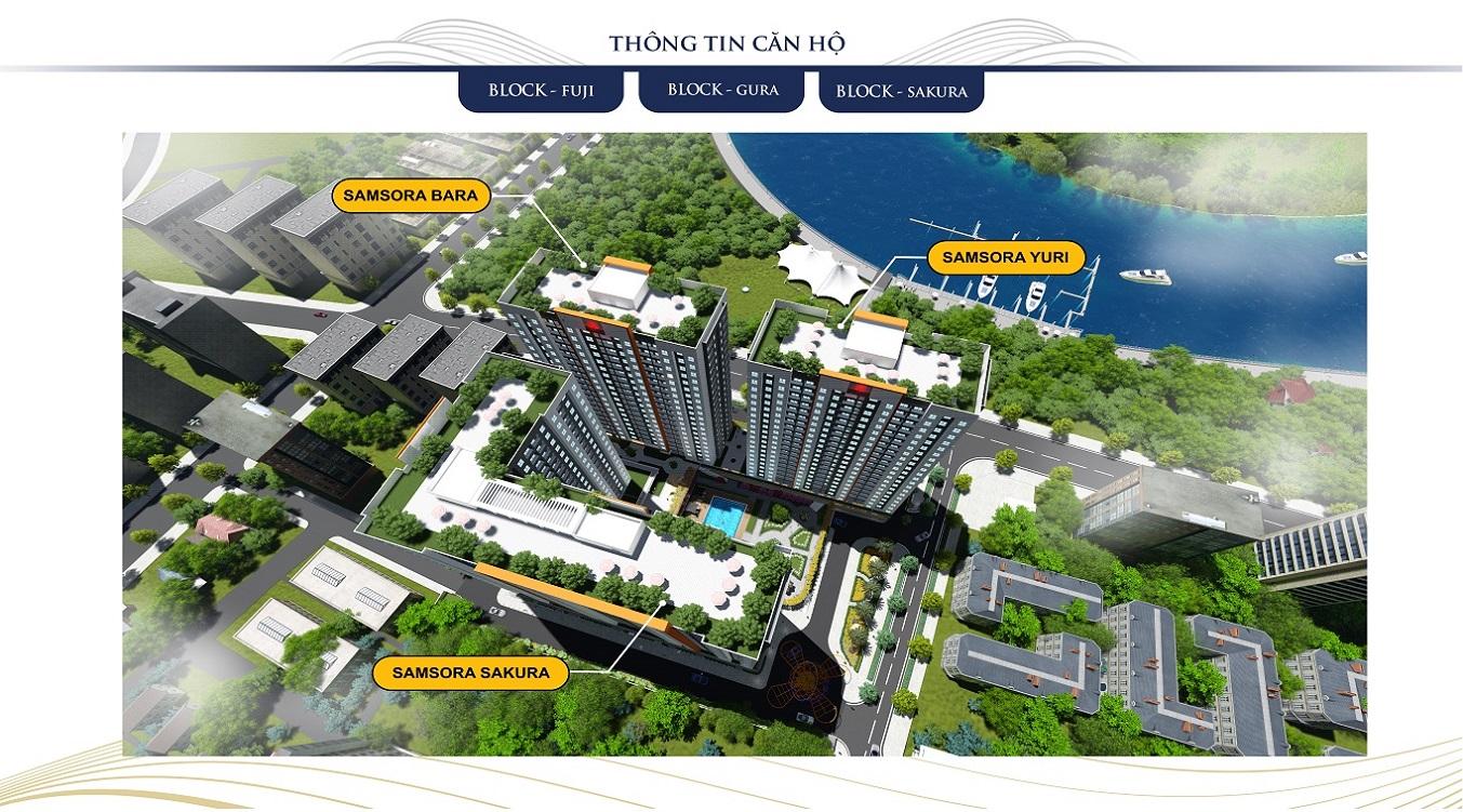 Samsora Riverside Đất Xanh Premium - Căn hộ Smart Home 360 Quận 8