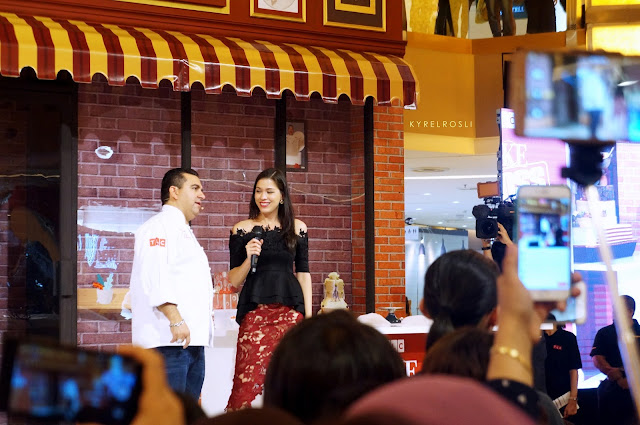 TLC Southeast Asia - Cake Boss | Carlos Bakery [Live in Malaysia]