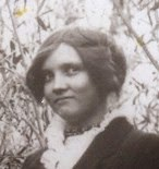 Beulah Mae Price Roberts Wedding Day Age 17