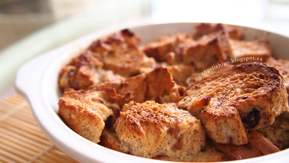 Cinnamon & Raisin French Souffle with Recipe