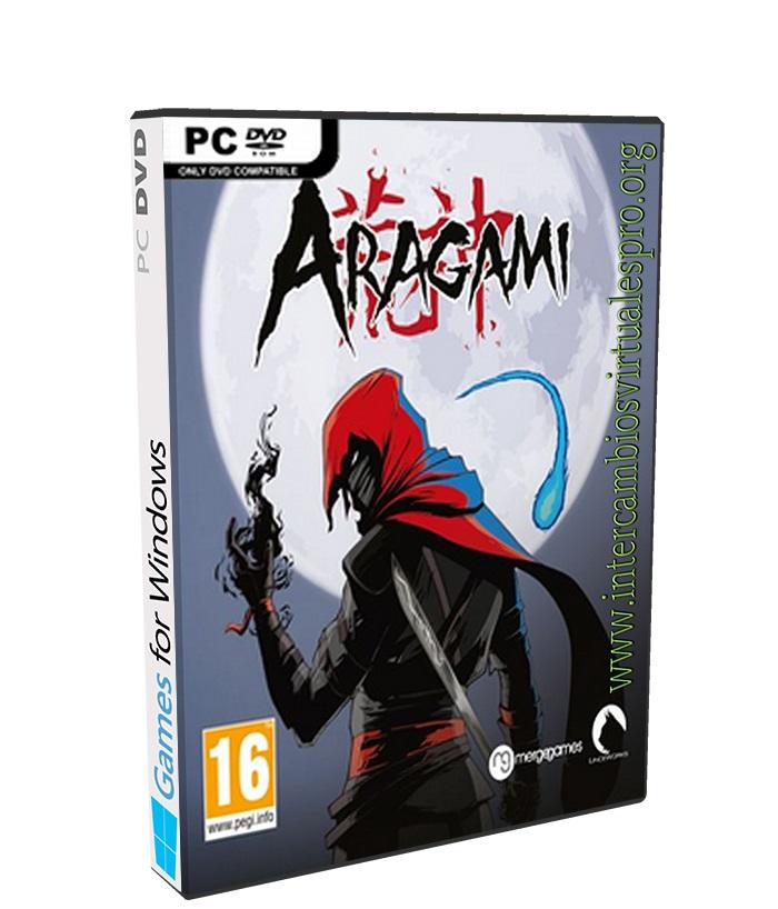 Aragami poster box cover
