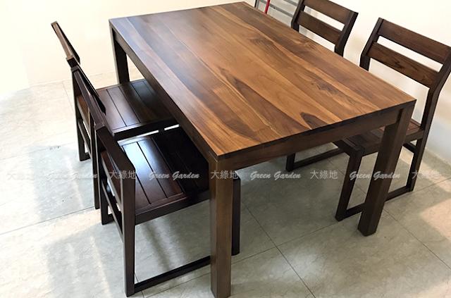 長型餐桌133