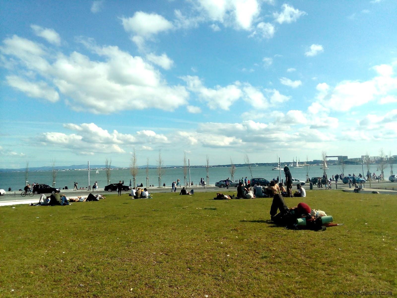Sunny Lisbon