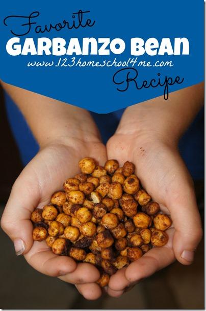 garbanzo-beans-snack-recipe