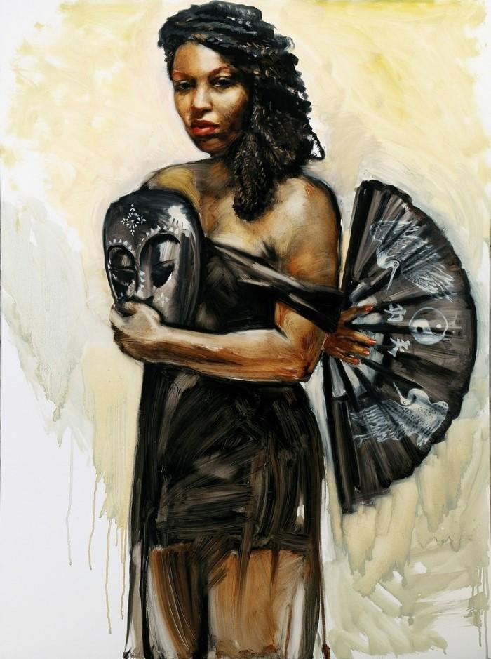 Американский художник. Audrey Anastasi