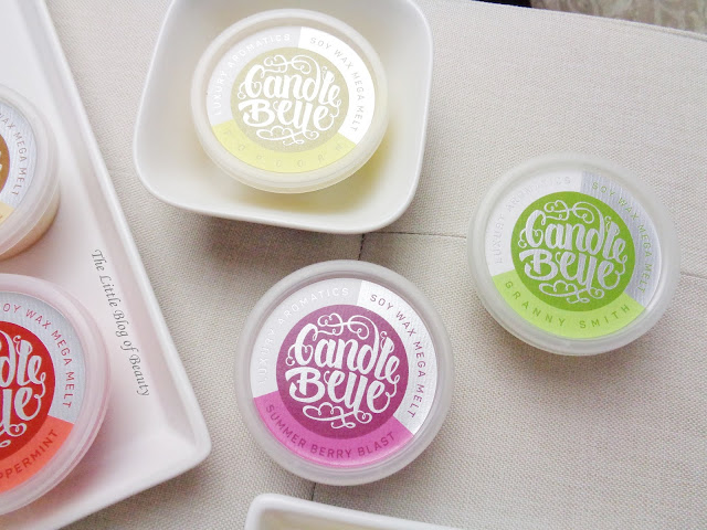 Candle Belle Soy Wax Mega Melts
