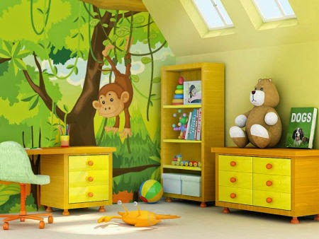 Jungle kamer peuter amazing affordable sachsa baby commode