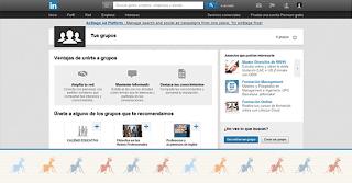 Ejercicio 10.2 Familiarízate con LinkedIn