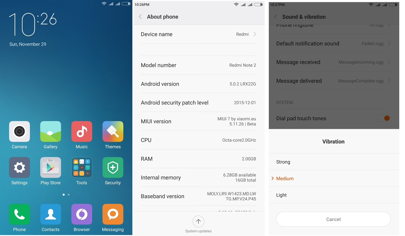 Miui Build Prop Tweaks