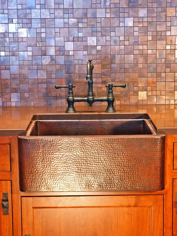 handmade tile kind backsplash mosaics love pattern copper backsplash photo