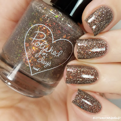 Polished For Days Orla Autumn Harvest Collection Swatches and Review
