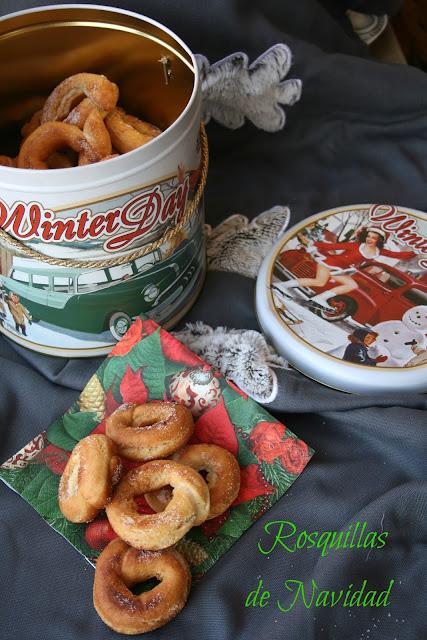 Rosquillas de Navidad