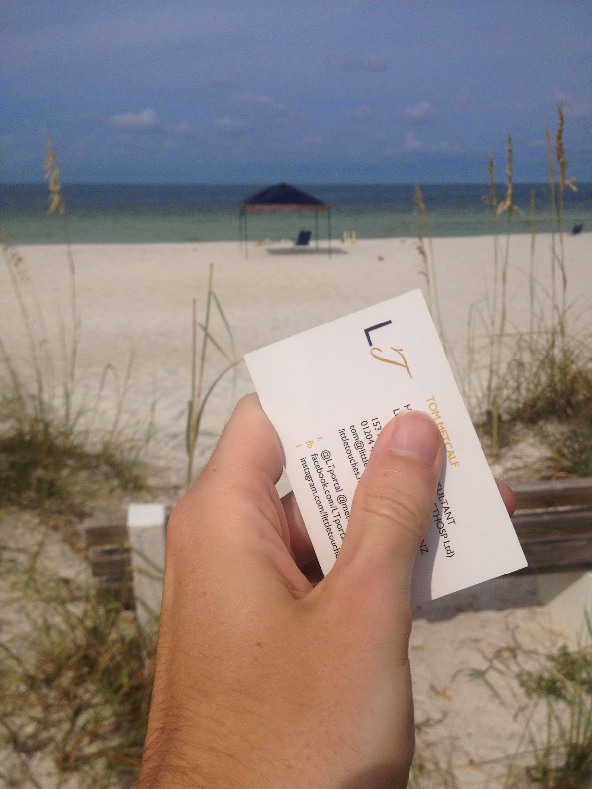 Touches on Tour at Anna Maria Island, Florida