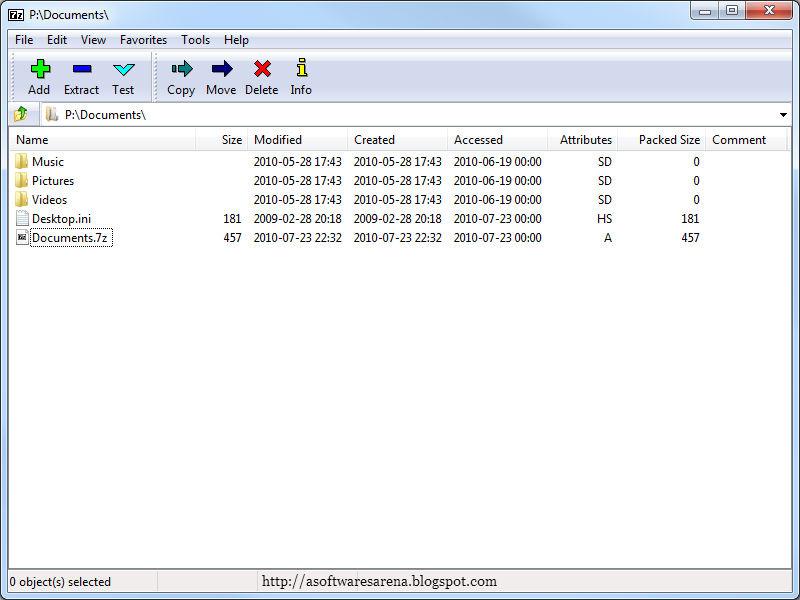 Download 7zip gratis full version
