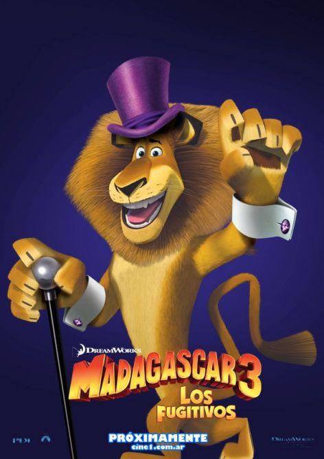 madagascar 3 poster - photo #19