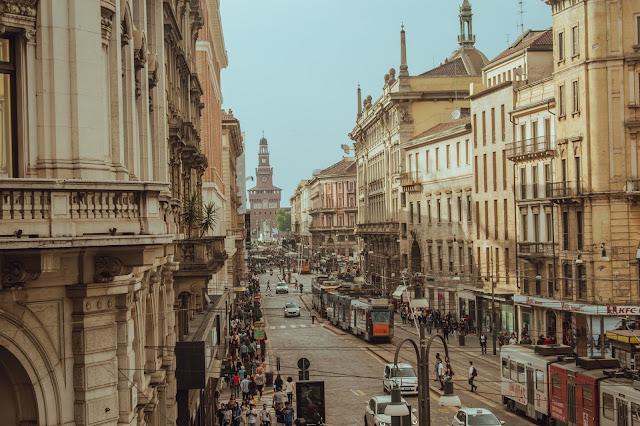 Milano Gezilecek Yerler