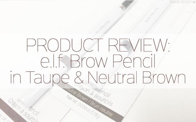 Instant Lift Brow Pencil by e.l.f. #20