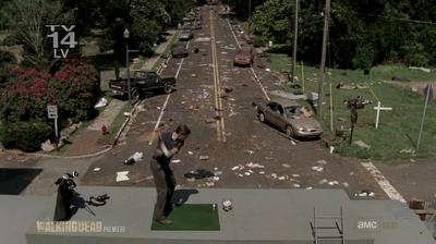 The Walking Dead 3x04: Dentro e fuori ...diteci la vostra !!!