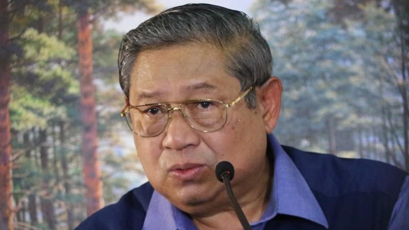 SBY menyikapi rencana demo 4 November di Cikeas