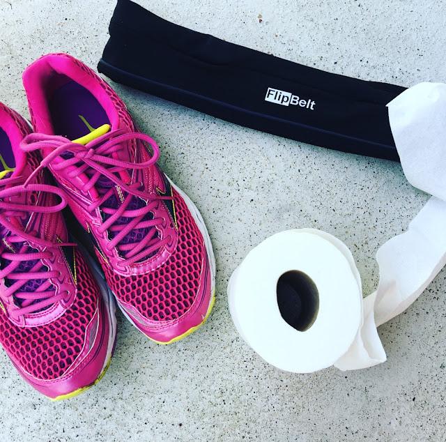 upset stomach running IBS stomach pain runners trots virtual running club virtual races