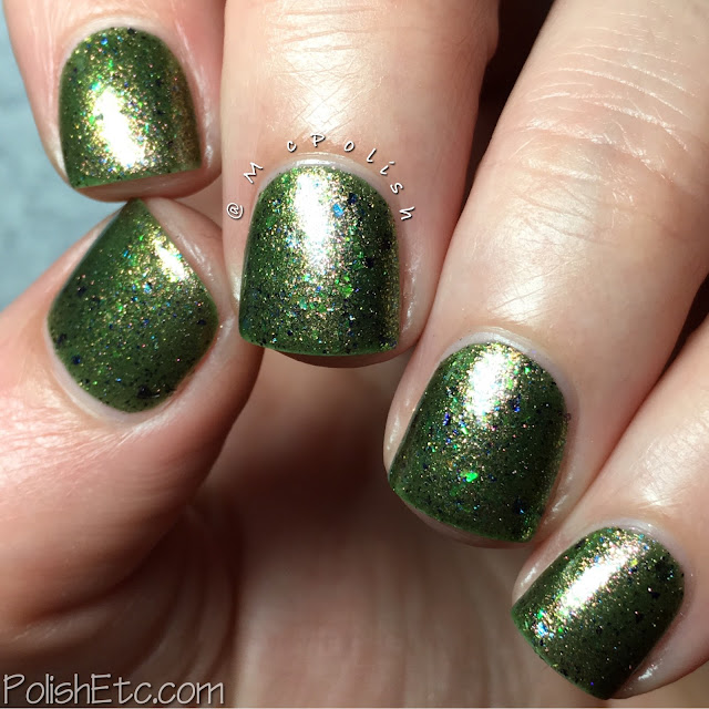 Lilypad Lacquer exclusive shades for Color4Nails - McPolish - Guilty Pleasure