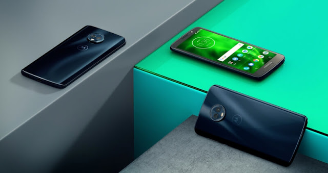 مواصفات هاتف  Motorola Moto G6 Plus بالصور