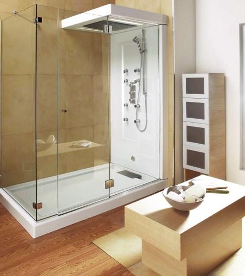 Model kamar mandi modern tanpa bak