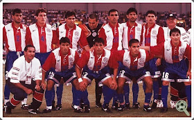 Paraguay 1998 World Cup
