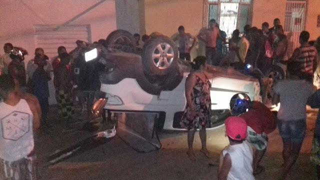 Jovem morre em acidente de carro