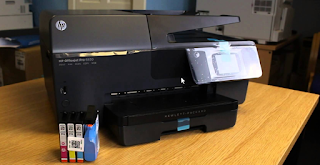 HP OfficeJet Pro 6830 All-in-One Inkjet Printer Drivers Software - Firmware For Windows and Mac OS